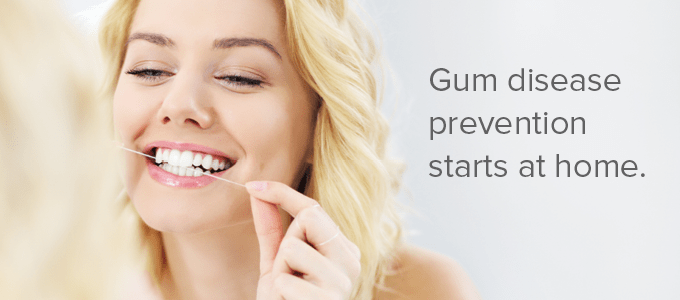 Jess Santucci DDS helps you treat and prevent gum disease