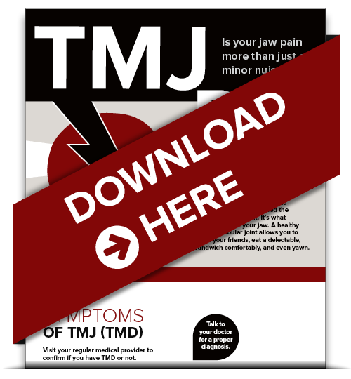 TMJ infographic download preview